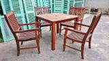 Gartenmöbel Zu Verkaufen - Land Robinie (Falsche Akazie) Gartensitzgruppen Vietnam zu Verkaufen