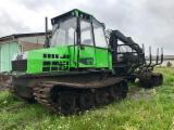 Forstmaschinen Forwarder - Farmitrac Farmi-Trac 575 k. 975 5000 Rückezug Forwarder Rückeraupe Forstraupe Forstkran