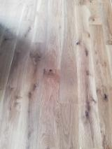 Flooring and Exterior Decking - Oak 14/3 mm Lacquered Flooring