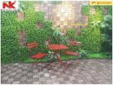 Meubles De Jardin À Vendre - Vend Ensemble De Jardin Meubles En Kit - À Assembler Feuillus Européens Acacia