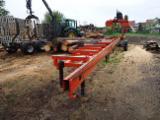 Maquinaria Para La Madera - Venta Sierras De Cinta Para Troncos, Horizontales Wood-Mizer LT 70 Usada 2006 Alemania