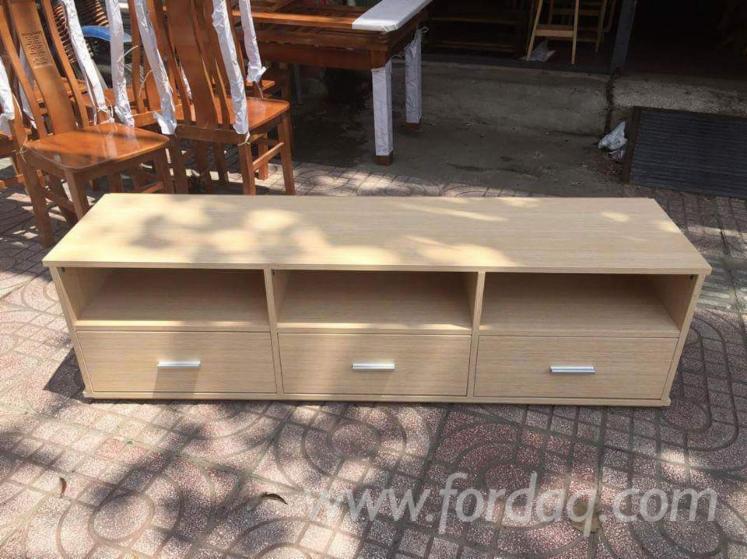 TV Rubberwood Cabinets