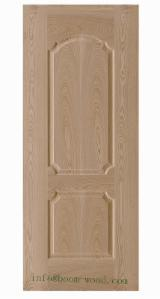 Selling Ash Veneered Door Skin Panels, 3 mm thick
