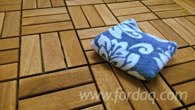 Venta Terraza Antideslizante 1 Lado Madera Reciclada Vietnam