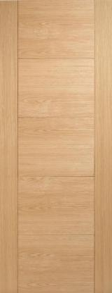 Wood Components, Mouldings, Doors & Windows, Houses Asia - FSC HDF Doors