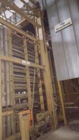 Panel Production Plant/equipment Siepelkamp 旧 中国