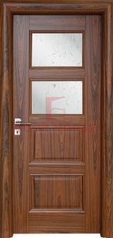Готовые Изделия (Двери, Окна И Т.д.) - Хвойние Породы Из Азии, Двери, Доски Средной Плоскости (MDF), Ель, Поливинилхлорид