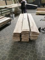 Sliced Veneer  - Fordaq Online market - AB White Ash / Red Oak Sliced Veneer 4.2 mm