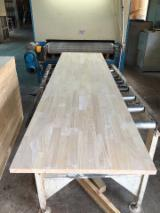 Edge Glued Panels For Sale - AA/AB/AC/BC Rubberwood Finger Jointed Laminated Panels