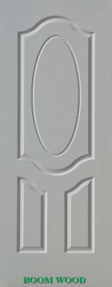 Mouldings - Profiled Timber For Sale - HDF white primed door skin