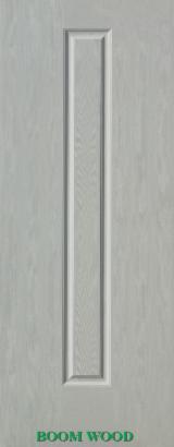 木质部件,木线条,们窗,木质房屋 - 高密度纤维板(HDF), 门皮板