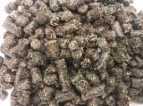 Leña, Pellets Y Residuos Gránulos De Cáscara De Girasol - Compra de Gránulos De Cáscara De Girasol Одеська Ucrania