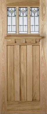 Wood Doors, Windows And Stairs - Solid Core MDF Door