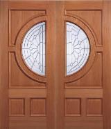 Ahşap Kapı, Merdiven, Pencere Alın Ve Satın – Ücretsiz Kayıt Olun - Asya Ilıman Sert Ağaç, Kapılar, Solid Wood, Meranti, Açık Kırmızı , FSC