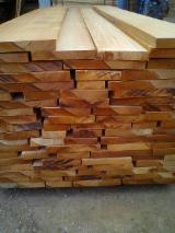 Hardwood  Sawn Timber - Lumber - Planed Timber Not Steamed - Mahogany / Makore / Okan Planks