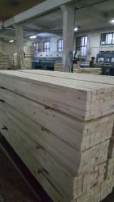 Romania Solid Wood Components - Fir , Spruce  Glued Door Scantlings from Romania