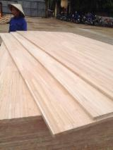 Solid Wood Panels - Sapelli/Sapele Finger Joint 1 ply Board