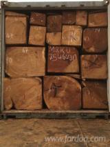 硬木原木待售 - 注册及联络公司 - 方形木材, 缅茄(苏)木