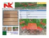Furniture and Garden Products - Four Slats Wood Deck Tile Outdoor deck tile