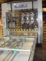 Find best timber supplies on Fordaq - Brusa Roberto - New Punto TM5 Pallet Plant