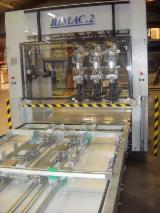 Vend Ligne De Production De Palettes Punto Neuf Italie