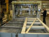 Machinery, Hardware And Chemicals - Nailing machine Punto TM5 Maxi for big pallets and crates 2.400 x 11.000 mm.