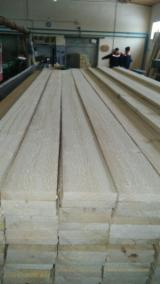 Softwood  Sawn Timber - Lumber Pine Pinus Sylvestris - Scots Pine - KD Pine/ Spruce Planks, 16 mm Thick