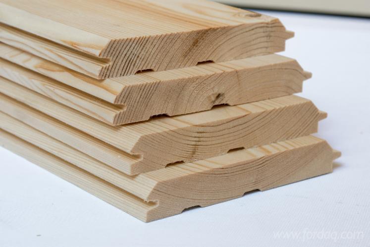 Profilholz---Fichte
