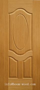 Buy Or Sell Wood African Hardwood - EV Teak HDF Veneered Door Skin