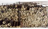 Firewood, Pellets and Residues - Straw Briquets