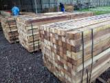 Wood products supply - Iroko squares