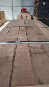 American Walnut Planks KD, FAS (one face), 26-60 mm thick