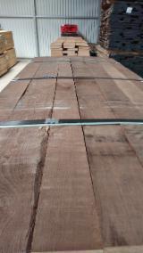 Suministro de productos de madera - Venta Madera Canteada Nogal Negro 26;  33;  40;  52;  60 mm