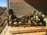 Double Blade Log And Timber Saw - Offer for Used URMEDI 1995 Double Blade Log And Timber Saw, Spain
