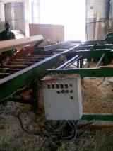 Double Blade Log And Timber Saw - Used COMA 1990 Double Blade Log And Timber Saw For Sale Spain