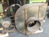 Woodworking Machinery - Selling Used Rierge Sawdust Fan, 1990