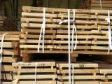 Hardwood  Sawn Timber - Lumber - Planed Timber Steamed > 24 Hours - Beech / Oak Squares A 25-55 mm