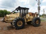 森林和收成设备 - Forest Tractor FRANKLIN 405 旧 1999 罗马尼亚
