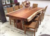 Dining Room Furniture - Traditional Cedro Dining Tables Colombia