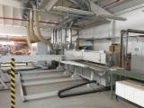 Belgium Woodworking Machinery - Double sided edgebanding machine / double end profiler/tenoner