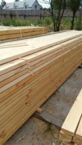 Nadelschnittholz, Besäumtes Holz - Kiefer  - Föhre, Fichte