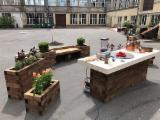 Ponude Letonija - Garniture Za Vrtove, Dizajn, 1 - 1000 komada mesečno