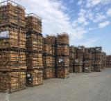 Firewood, Pellets And Residues Air Dried 18 Months - PEFC/FFC Hornbeam / Beech Firewood Cleaved