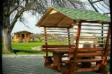 Buy Or Sell Wood Kiosk - Gazebo - Fir Kiosks