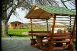 Wholesale Wood Kiosk - Gazebo - Fir Kiosks