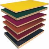 18 mm Birch Melamine Plywood for Kitchen Doors