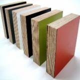 18 mm Poplar Laminated Plywood for Kitchen Doors