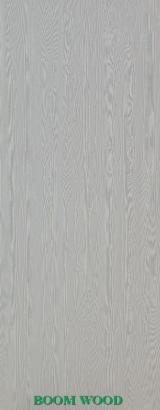 高密度纤维板(HDF), 门皮板