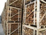 Firewood, Pellets And Residues - Oak Not Cleaved Firewood