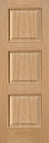 FSC Certified Finished Products - Semi Solid Wooden Door, 38 x 900 x 2200 mm
